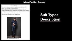 Suit Types