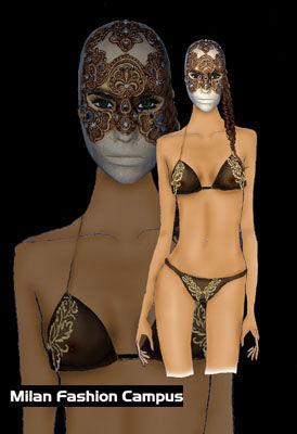 Lingerie & Swimwear Design Gallery