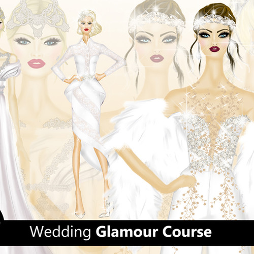 Online Bridalu0027s Wear Design Course