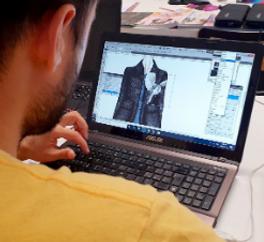 diseño de moda online