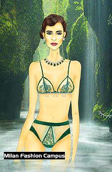 Lingerie Design Underwear