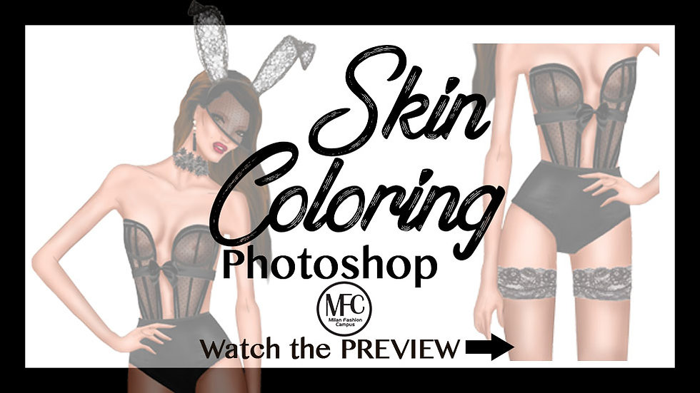 Skin Coloring with Phroshop