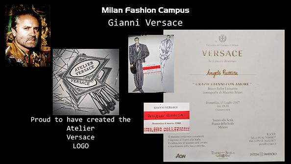 Angelo Russica Versace