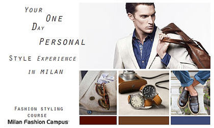 One Day Personal Styling Course Men