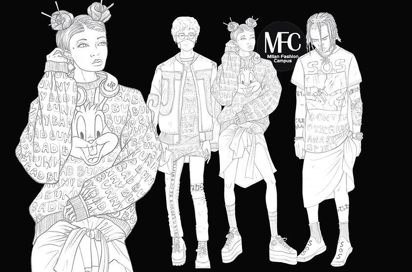 new men fashion design course