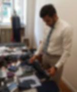 men fashionn stylist