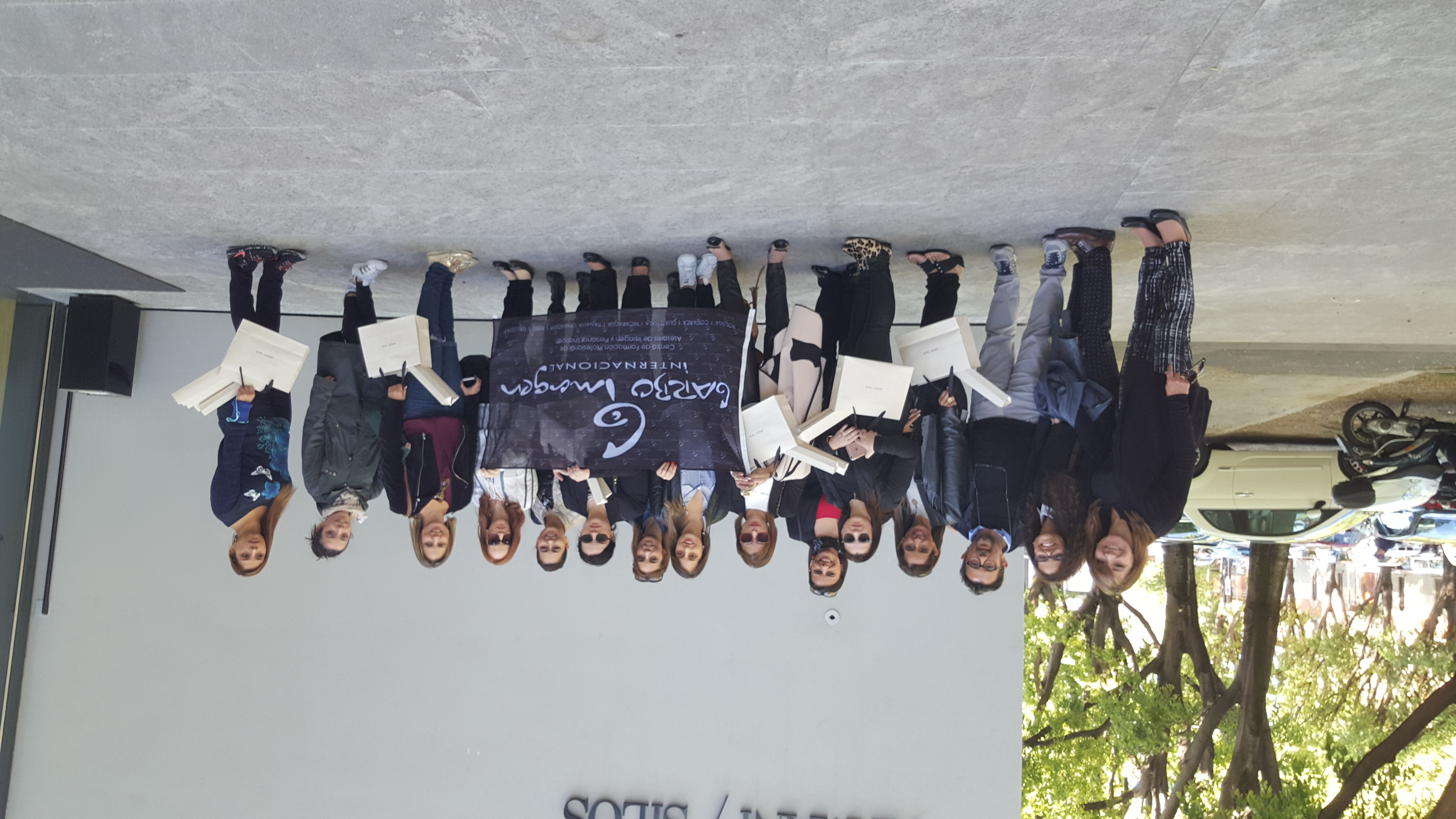 Students Trip in Milan