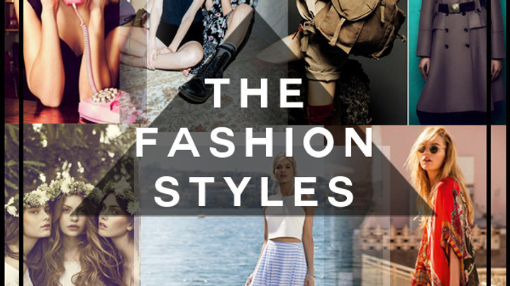 The Fashion Styles