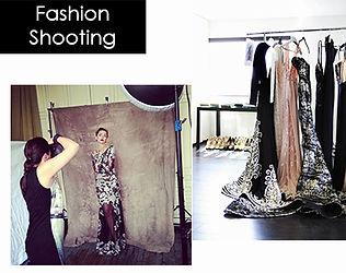 Shooting de Moda