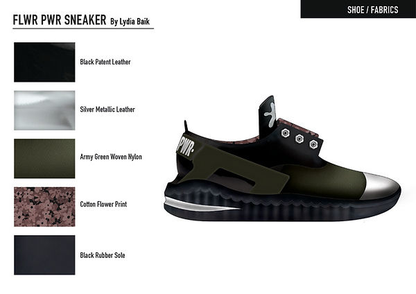 disegno sneaker