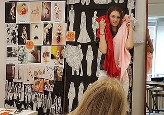 时尚造型课程