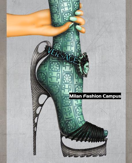 Versace Figurino