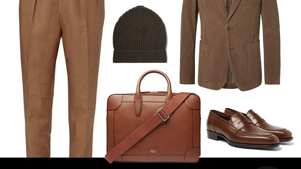 Men Basic Winter Wardrobe