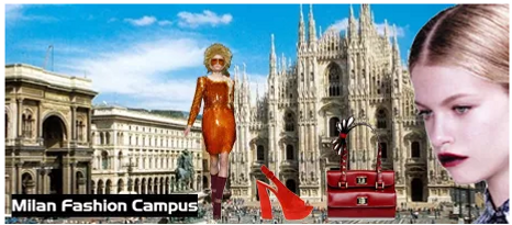 Study Fashion in Milan