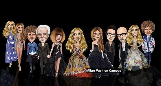 Fashion Illustration Photoshop