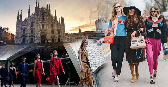 Modeschule in Mailand