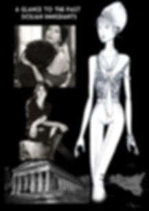 Dolce Gabbana Fashion Drawings Sketches