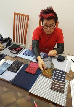 men fashion styling course