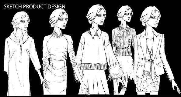 Bosquejos de diseño