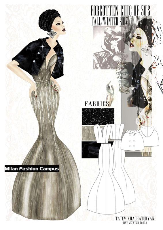 figurini moda