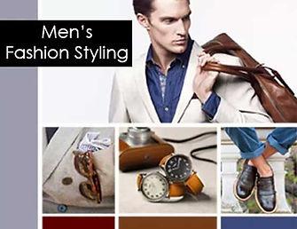 Men's Fashion Styling