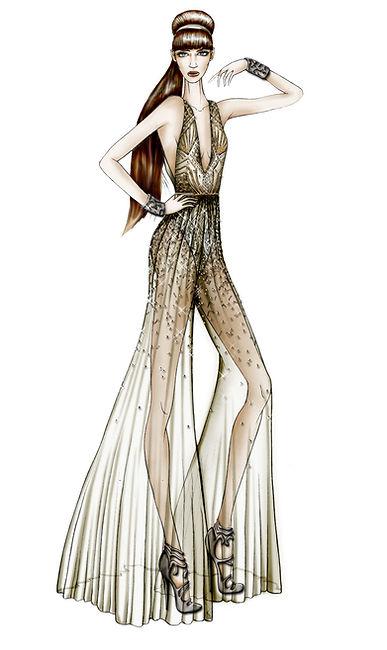 Celebrity Fashion Design