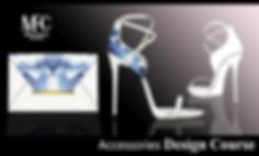 Curso Diseño de Accesorios zapatos