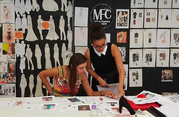 fashion stylist ausbildung italien