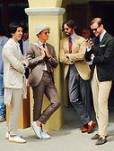 男装周,男士造型,男模