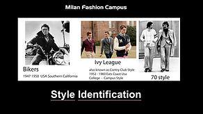 Style Identification