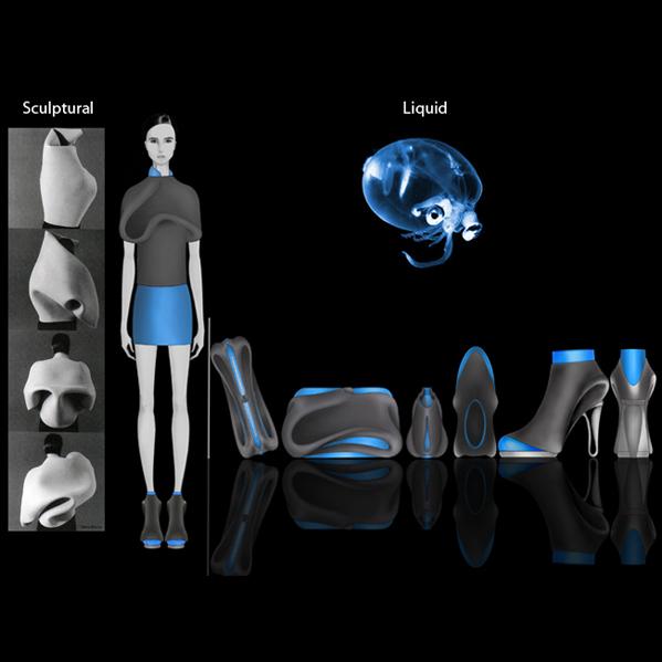 Diseño Moda Conceptual