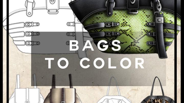 Handbag Templates