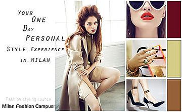 One Day Personal Styling Course Women