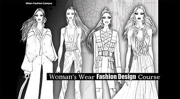Curso Diseño de moda Feminina