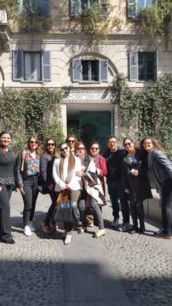 Study tours in Milan