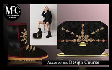 Curso Diseño de Accesorios Bolsos zapatos