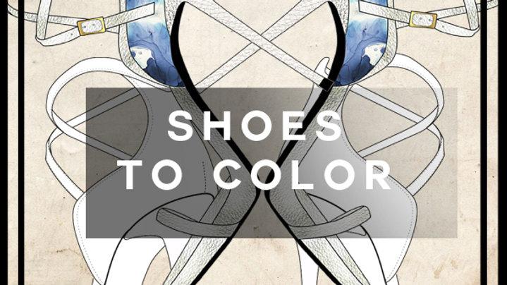 Fashion Shoes templates