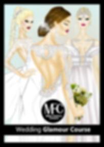 Curso diseño vestido de Novias