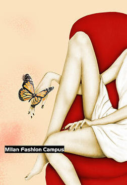 Sensual Fashion Illustration Book