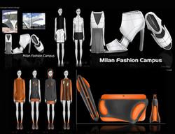 disegno accessori moderni