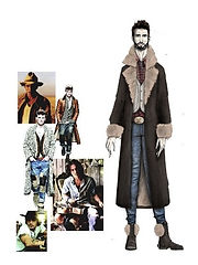 diseño de ropa masculina