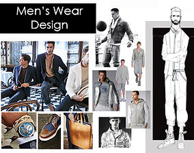 Corso Design Moda Uomo