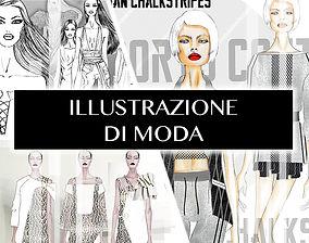 Corso illustrazione Moda