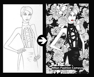fashion illustration course