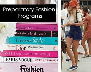 Programa de preparacion en Moda
