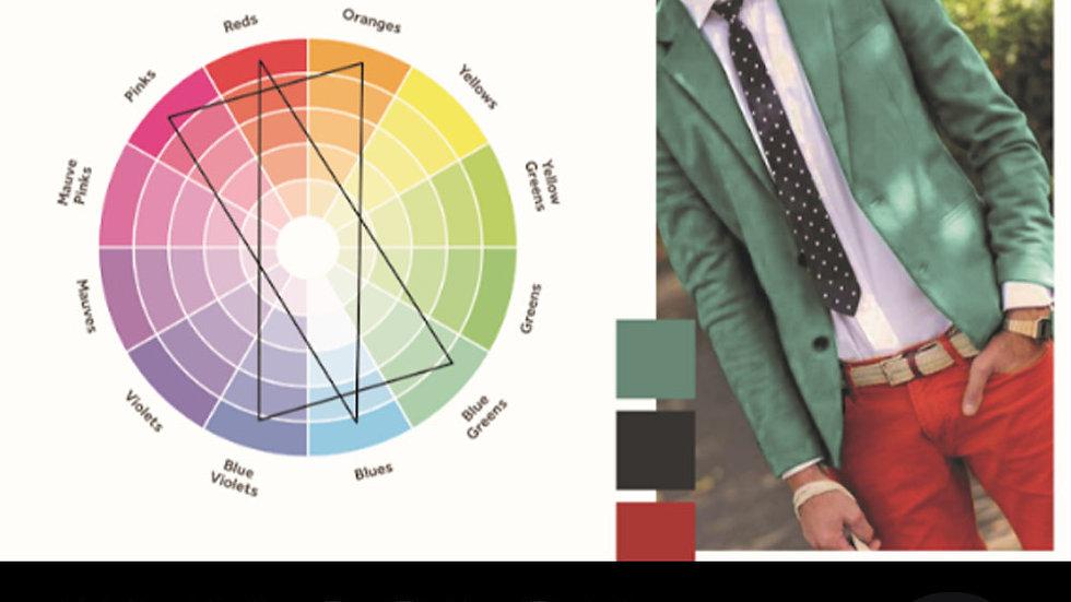 Men Color Relationships