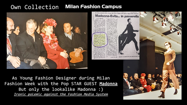 Angelo Russica Milan Fashion Campus