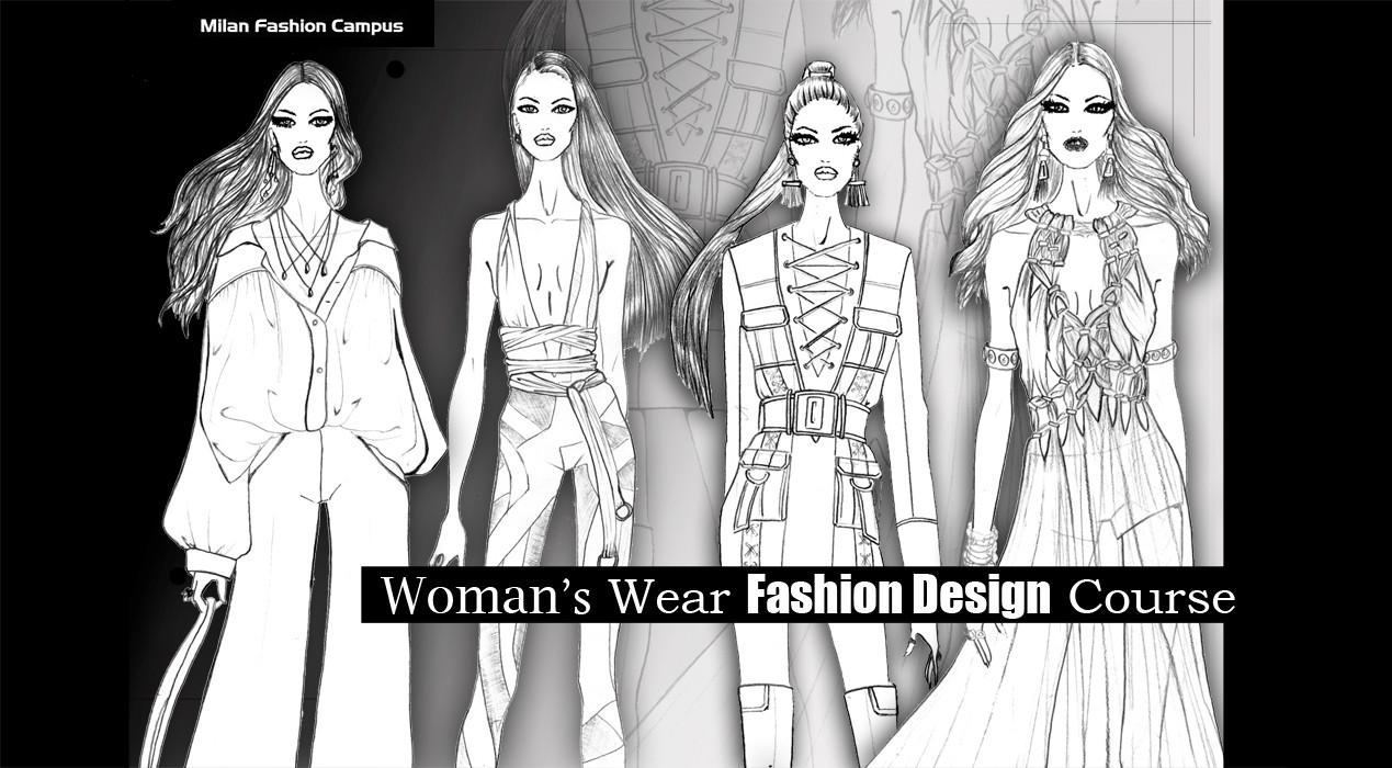 Online Design Course Milan Milan Fashion Campus