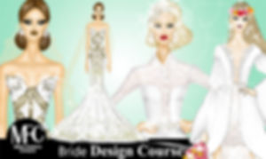 Bridal Wedding Dress Design Course
