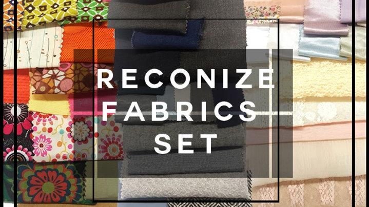 Reconize Fabrics